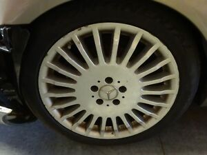 Oem Used Wheel 2007 Mercedes S550 19x9 1 2 tire Not Included