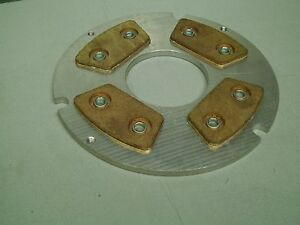 Crown Cr111204 Brake Pad Assembly Forklift Part qty 1 59627