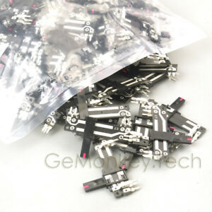 200 Pcs Linear Duplex Sliding Potentiometer B50k 4 0cm