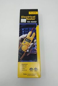 Fluke T5 1000 Electrical Tester Brand New Original Box New Case