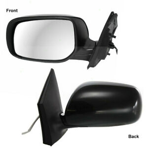 New Driver Side Power Mirror For 2009 2013 Toyota Corolla To1320249 8790902b40