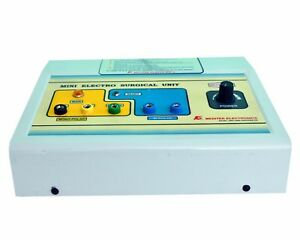 New Electrosurgical Skin Cautery Electrocautery Diathermy Electrosurgical Unit