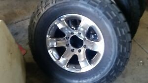 Ford F 250 Rims And Tires