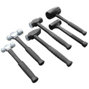 6 Piece Mountain Hammer Set Mtn4046 Brand New