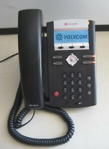 Lot Of 12 Polycom Ip 335 Voip Phones W Handsets Stands No Power Adapter