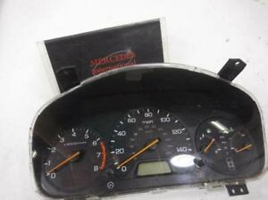 2000 Honda Accord 2 3l Speedometer Cluster 78110s84a01
