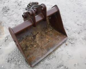 Cp C p 36 Grading Smoth Bucket Attachment For Excavators