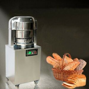 Commercial Dough Divider Cutter Bread Or Stuffing And Other Bread Divider 110v