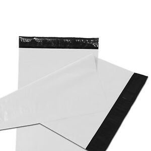200 24x24 Poly Mailers Plastic Envelopes Shipping Mailing Bags 2 5 Mil 24 X 24