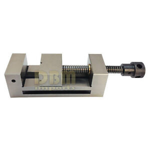 Precision Toolmakers Vise 2 3 8 Jaw Width