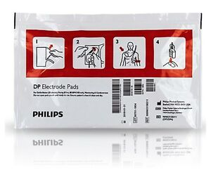 Philips Heartstart Fr2 Fr2 Aed Pads 1 Pack 989803158211