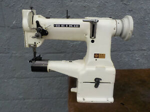 Industrial Sewing Machine Model Seiko Cw 8b 1 Walking Foot cylinder Leather