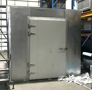 8 w X 8 3 d X 8 1 h Walk in Cooler 9 10 Condition