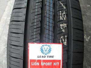 1 New 245 70r17 Inch Lion Sport Ht Tire 245 70 17 R17 2457017 70r