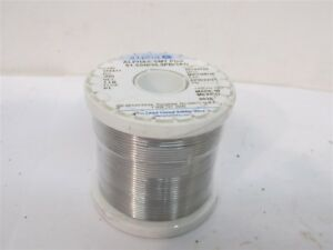 Alpha 110417 Smt Plus 050 Solder Wire Flux P1 61 5sn 35 5pb 3 Ag 1 Lbs