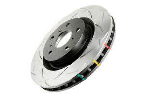 Dba 4000 Series Slotted Rear Rotors For 03 06 Evolution Evo 8 9 4419s