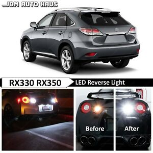 White High Power 921 Reverse Backup Led Lights Bulb Fits Lexus Rx330 Rx350 04 16