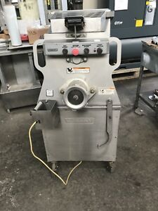 Hobart Mg1532 Meat Mixer grinder W Foot Pedal
