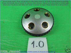 Nikon Turret Nosepiece 5 Hole As Photo For Microscope Coupling 44mm B