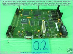 Ab 77135 220 51 Panelview 900 Master Pcb As Photo Sn 219 05a