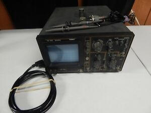 Tenma 20 Mhz Oscilloscope 72 720 Made In Korea