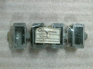 Factory Sealed Pack Of 4 Contact Electronics 10 2139 Connectors 60 Day Wnty