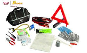 Oem Kia Emergency Roadside Assistance Kit 00082 Adu20