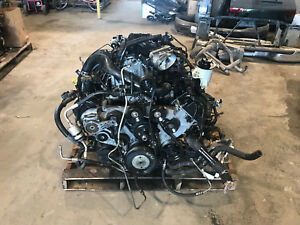 2003 02 F150 Harley Davidson 5 4 Supercharged Engine Trans Pull Out 190k Svt