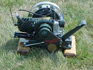 Restored 1934 Maytag Model 31 Engine Motor Hit Miss Wringer Washer Vintage