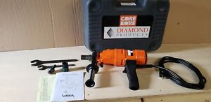 Weka Core Bore Dk12 Made In Germany 3 Speed Hand Held Core Drill