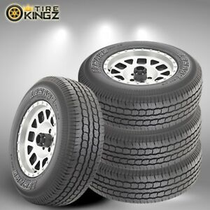 4 New Lemans By Bridgestone Suv A s 245 70r16 107t All Season 2457016 245 70 16