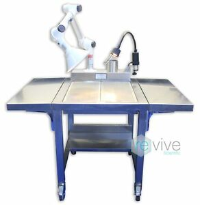 Tbj Downdraft Surgery Table Designed To Exhaust Anesthesia Gases