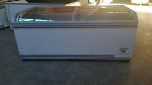 Aht Paris 210 Ice Cream Slide Top Freezer
