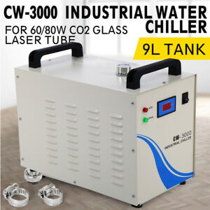 Cw 3000 110v Industrial Water Chiller For Cnc Laser Engraver Engraving Machine