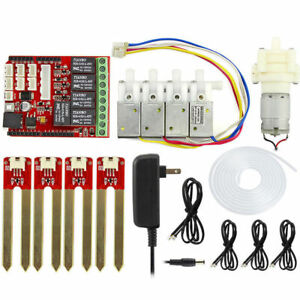 Automatic Smart Watering Kit For Arduino Electronic Diy Plant Watering Kit Pump