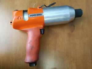 Gardner denver Hydraulic pulse Tool Quick Change Model 130pthb25q