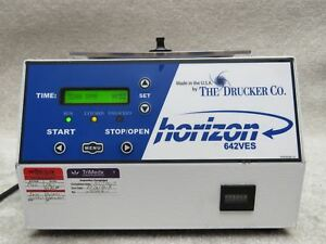 Drucker Horizon 642ves Horizontal Programmable Multi purpose Centrifuge