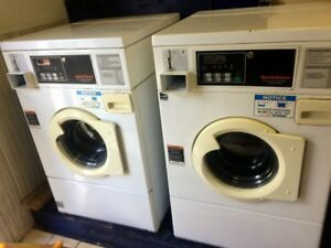 Speed Queen Coin Operated Commercial Washing Machine Excellent Condition