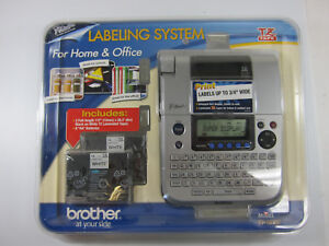 Brother P touch Pt 1830c Electronic Labeling System for Home Office new