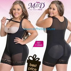 Special for After Surgery Faja Mamp;D F 0065 Girdle Post C Section High Compression $109.24