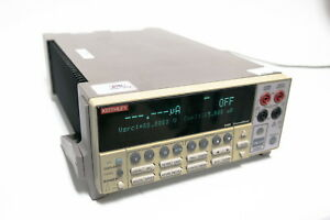 Keithley 2400 Series Sourcemeter 200v 1a 200w