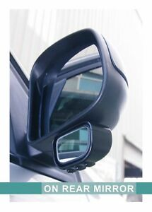 Auto Blind Spot Mirror Universal Convex Rear View Mirrors Vehicle Side For Car