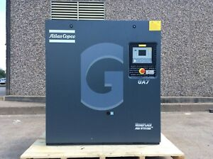 Atlas Copco 10hp Air Compressor 1198