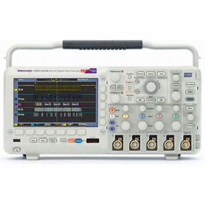Tektronix Mso2014b Mixed Signal Oscilloscope New