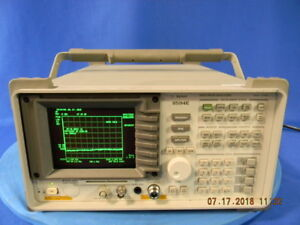 Agilent 8594e Spectrum Analyzer W opt 041 119 140