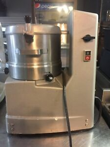 Robot Coupe R 800 8qt Chopper Mixer Bakery Pizza Use Dough Works Great