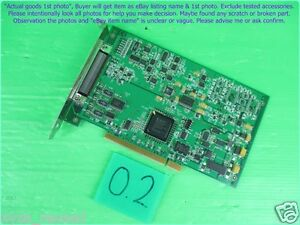 Data Translation Dt301 pbf Rev 12 Data Acquisition Pci Pcb As Photo Sn D m