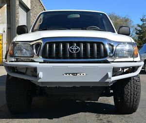 Toyota Tacoma Front Winch Bumper Fits 1995 2004 Off Road Bolt On