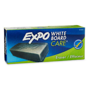 Eraser Expo Whiteboard 6 Ea 81505
