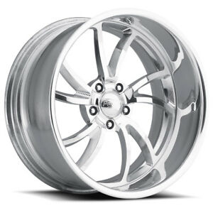 20 Pro Wheels Twisted Ss 5 Set Of 4 Billet Rims Billet Dub Us Mags